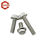 A2-70 A4-80 DIN 6921 Hex Head Flange Bolt